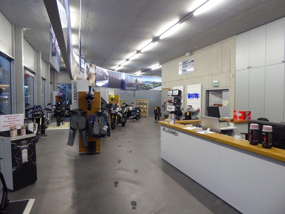 Rene Frisch AG St. Gallen - BMW Vertretung